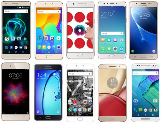 Best Big Battery Smartphones