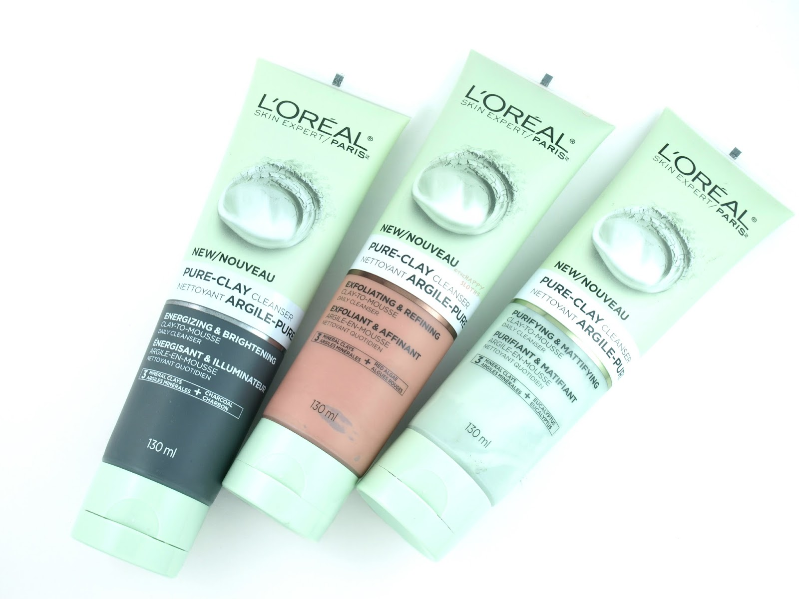 L'Oreal Pure-Clay Cleanser: Review