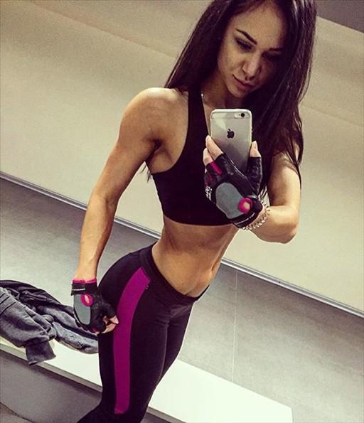 Fitness Model Jenny M