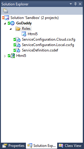 Over Designed: Setting up secure windows azure web role with
