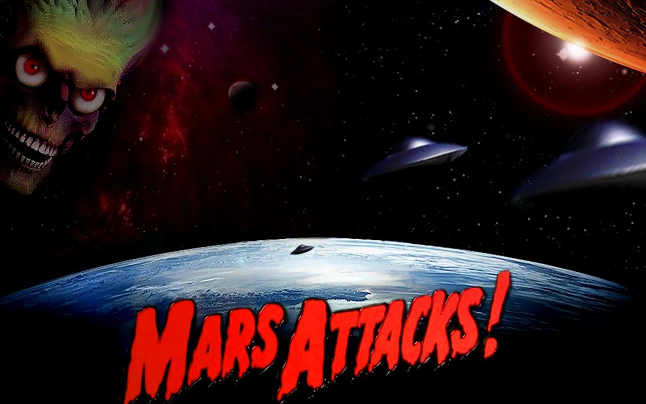 Wallpaperboard 03 Mars Attacks Wallpaper