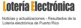 Loteria Electronica PR