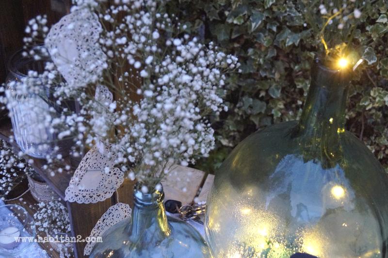 Boda en el molino de los ajos by Habitan2 | Eventos personalizados Habitan2, diseño de fiestas y eventos |Boda civil con decoración personalizada