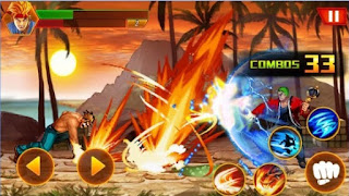 Games Street Boxing Kung Fu Fighter App