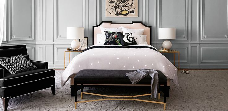 the polka dotted truth by jacqueline harbin kate spade 11924 | kate 2bspade 2bbedroom