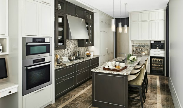 Elegant Traditional Classic Kitchen Designs 5
