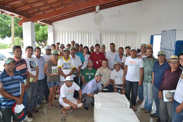 Festa do Agricultor de Serra Caiada começou nessa sexta