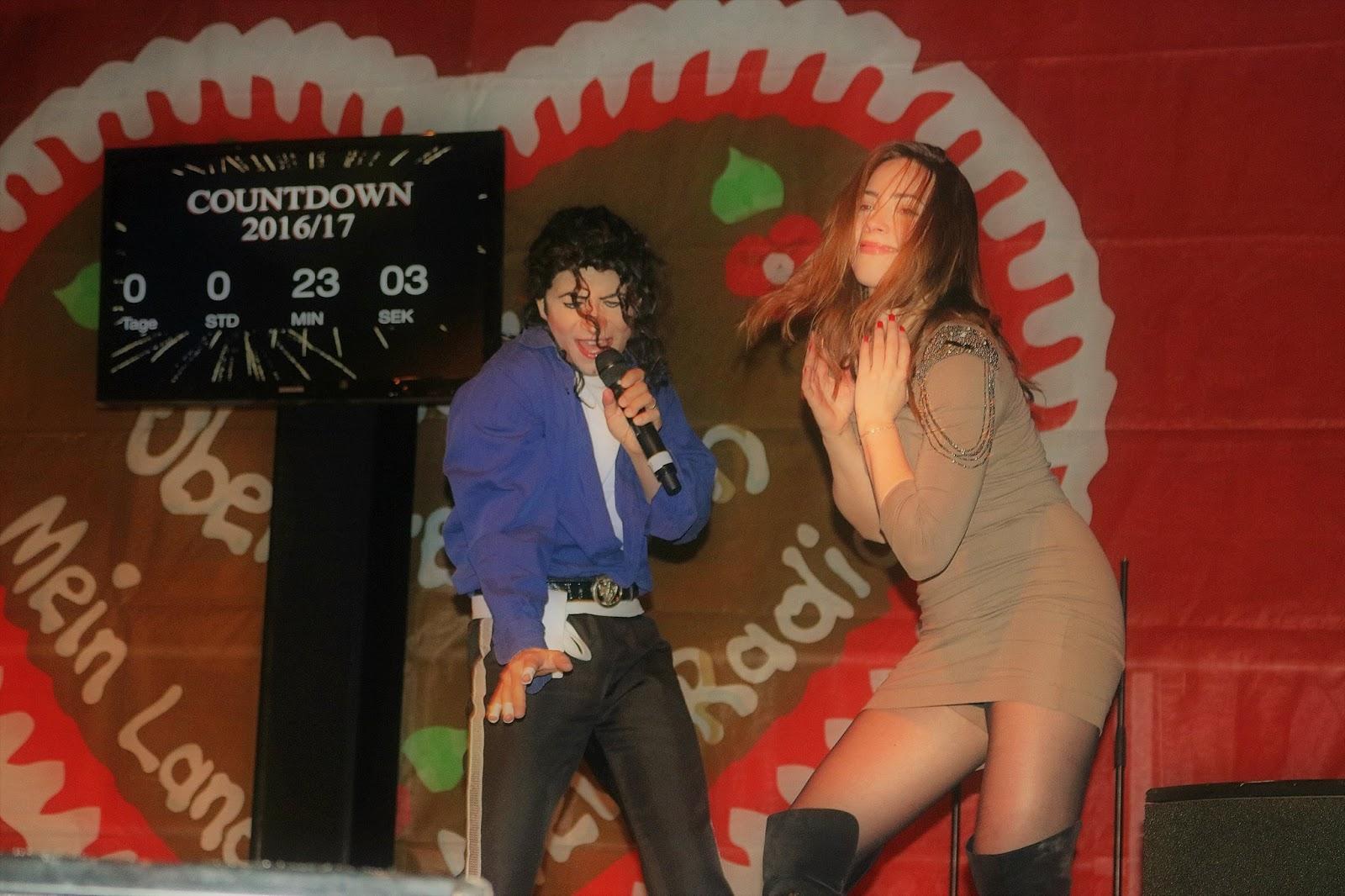 Delfim Miranda - Michael Jackson Tribute - The Way You Make Me Feel - Linz - Austria