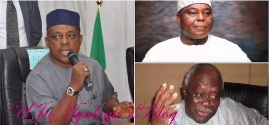 PDP Senators Interview National Chairmanship Candidates; Bode George, Secondus, Dokpesi, Others