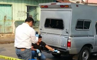 Panico por balacera y persecucion en Amatlan Veracruz