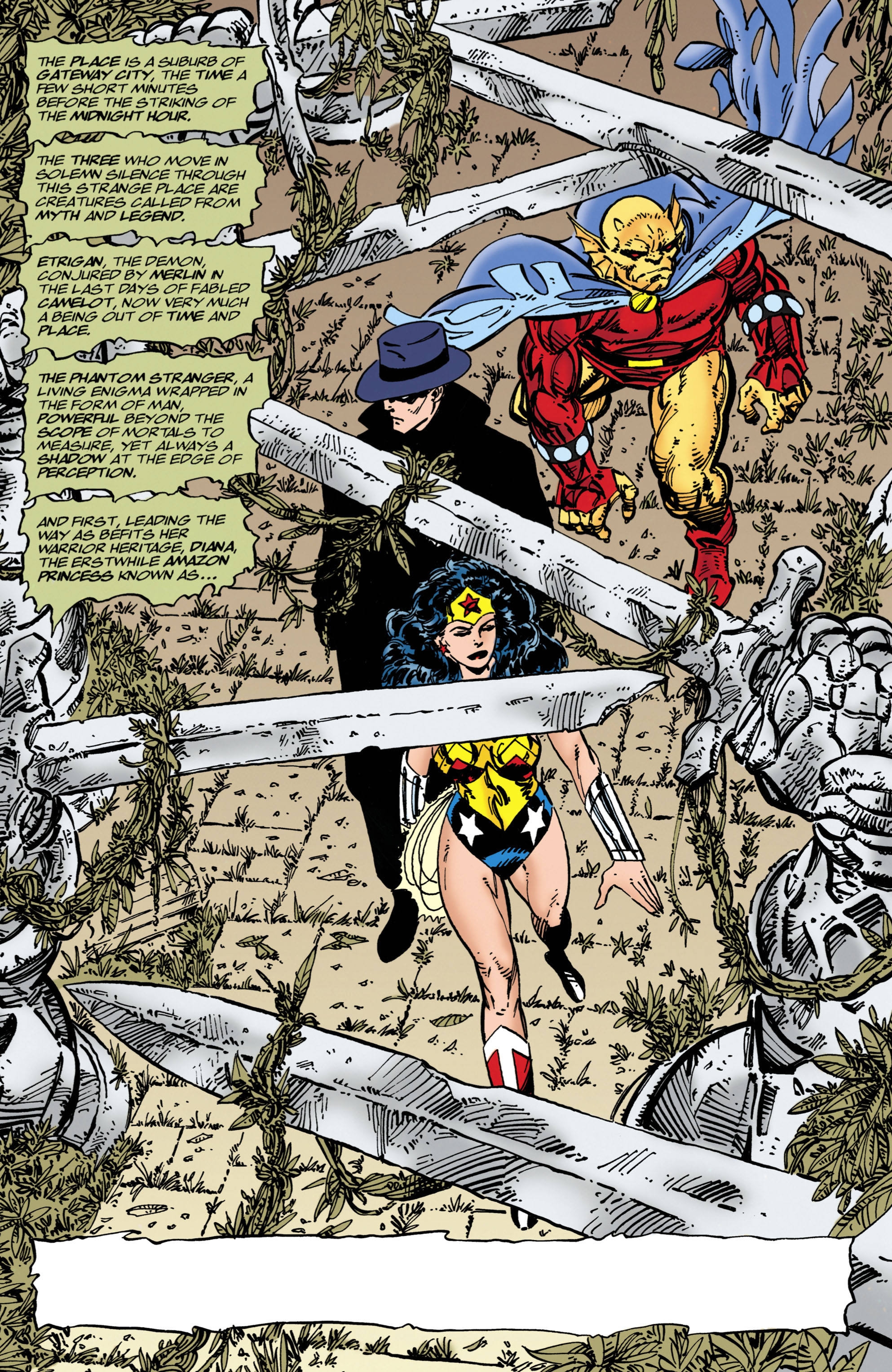 Read online Wonder Woman (1987) comic -  Issue #108 - 2