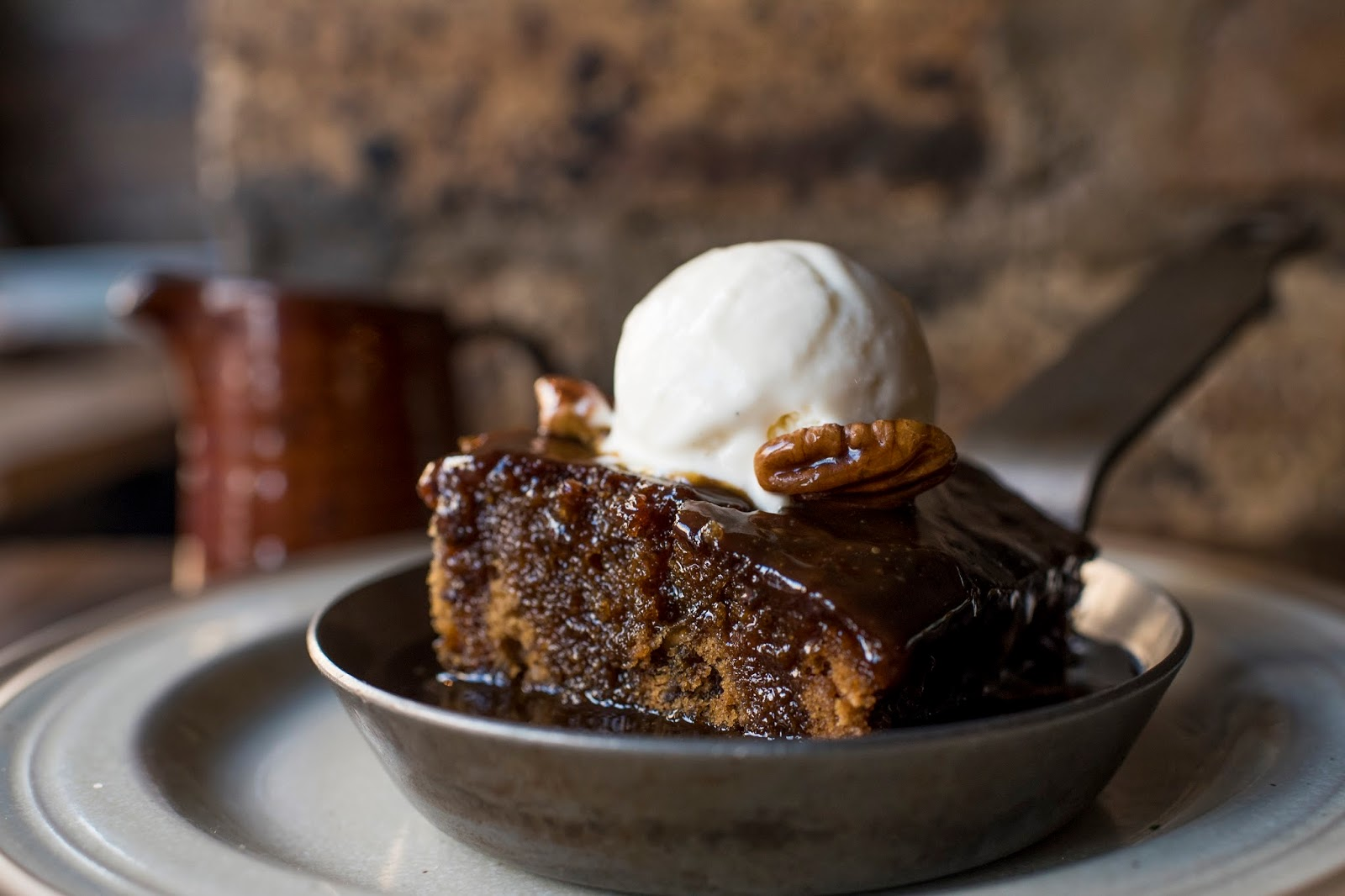 Sticky Toffee Pudding..
