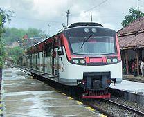 Railbus Solo Wonogiri
