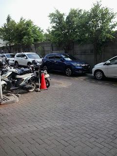 Honda HRV Bewarna Biru