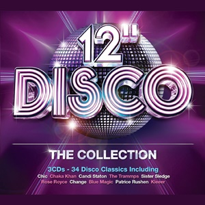 12 Disco The Collection 2016 12 Disco The Collection 2016 12 Disco The Collection CD3 cover