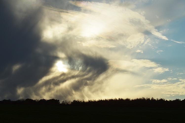 Ciel de pluie