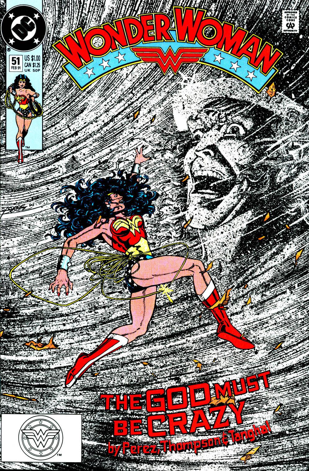 Read online Wonder Woman (1987) comic -  Issue #51 - 2