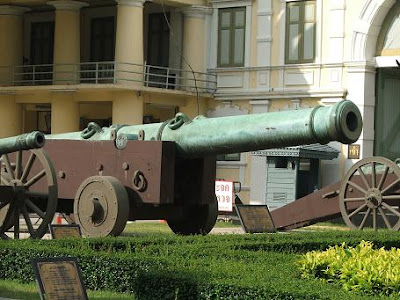 Seri Patani Siege Cannon