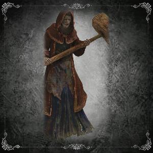 Hemwick Grave Woman (Mallet)