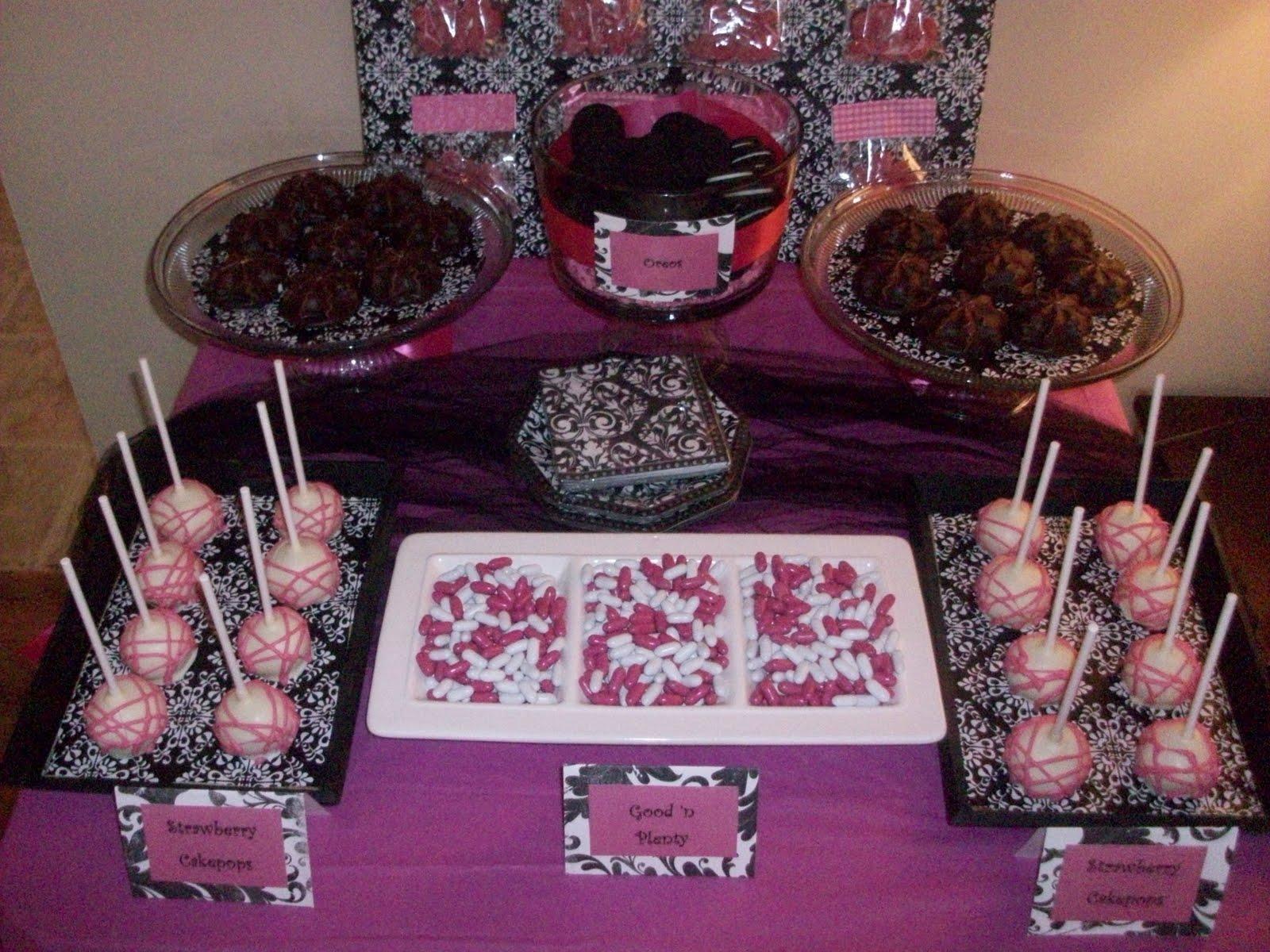 North Pole Treat Ideas - Christmas Party Ideas - Holiday ... |Sweet Treats Party Table