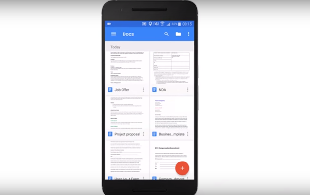 Android has Been Rolled Out Getting Add-ons for Google Docs and Sheets