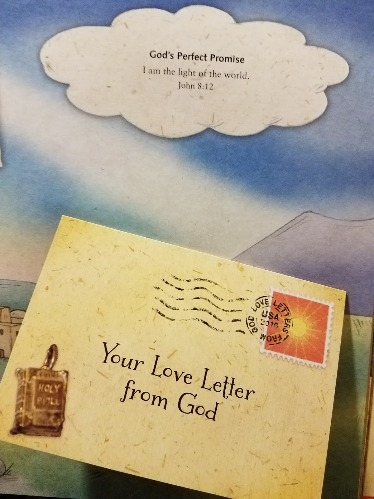 My Life & Kids Christmas Love Letters From God Giveaway