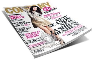 COMPANY Magazine: March 2011 03 (UK)