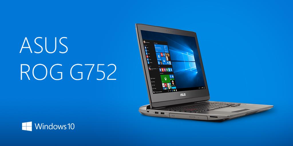 Laptop Asus ROG G752, Laptop Gaming Iron Man Tercanggih