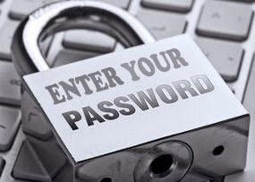 membuat password