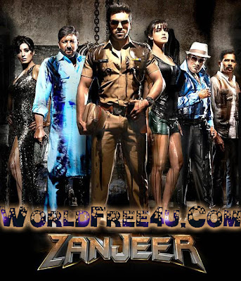 Cover Of Zanjeer (2013) Hindi Movie Mp3 Songs Free Download Listen Online At worldfree4u.com