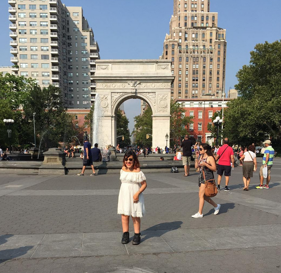 New York en été