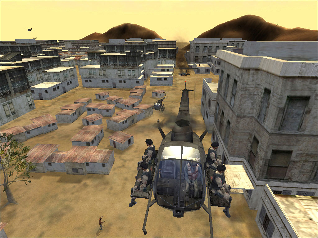 DELTA FORCE Black Hawk Down Free Download Full Version Pc Game
