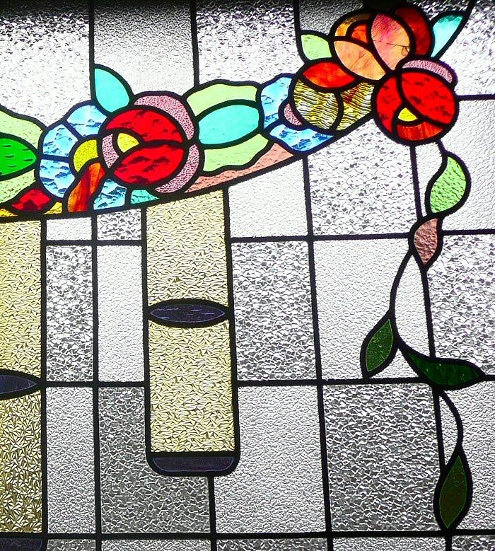 magical art nouveau vitrail art d co couillet. Black Bedroom Furniture Sets. Home Design Ideas