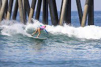 25 Tatiana Weston Webb Vans US Open of Surfing foto WSL Kenneth Morris