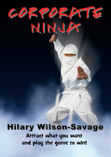 https://www.amazon.com/Corporate-Ninja-Attract-What-Want/dp/B01HQKN6C0/ref=sr_1_1?ie=UTF8&qid=1468159838&sr=8-1&keywords=Corporate+Ninja+-+attract+what+you+want+and+play+the+game+to+win%21