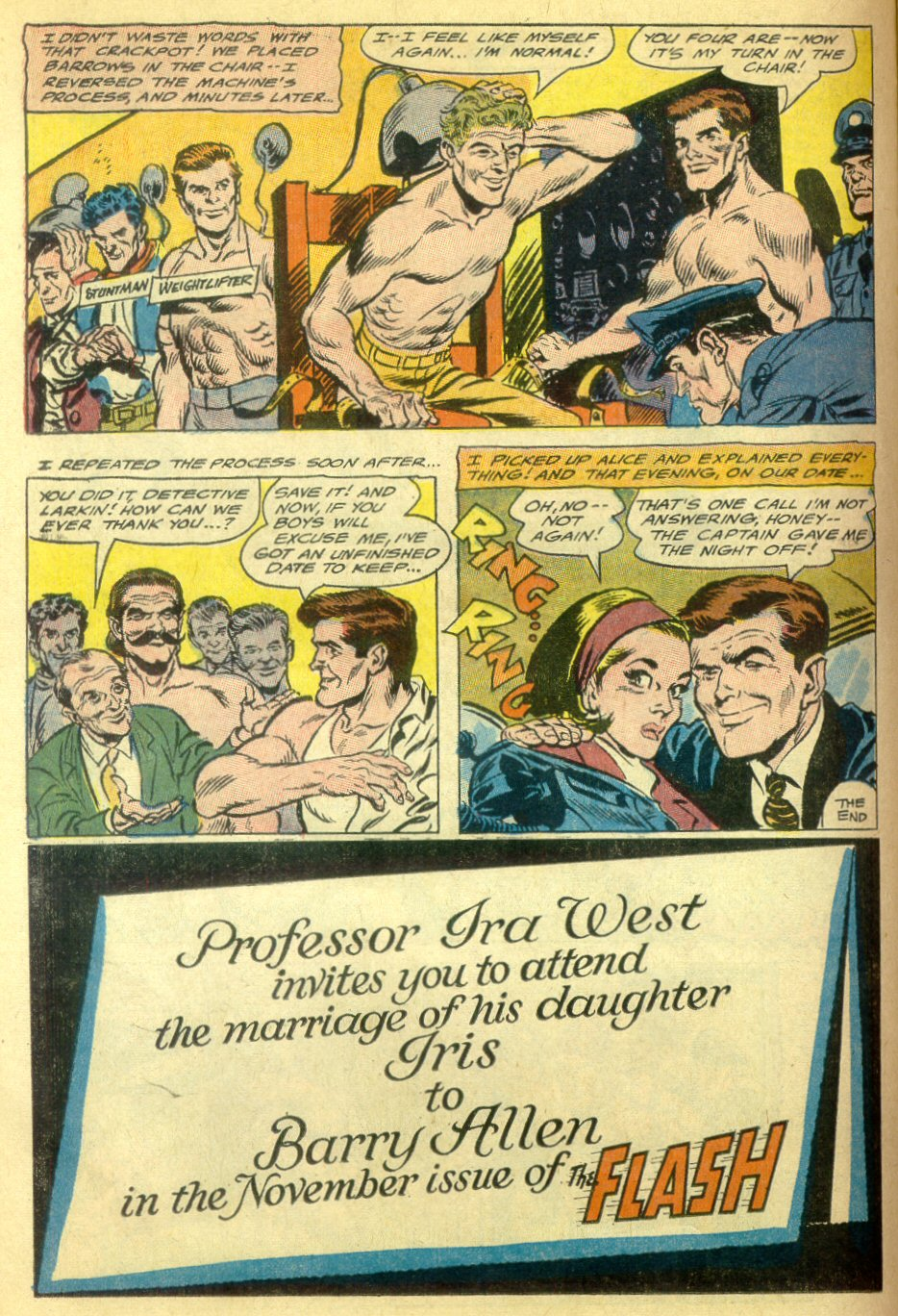 Strange Adventures (1950) issue 193 - Page 14