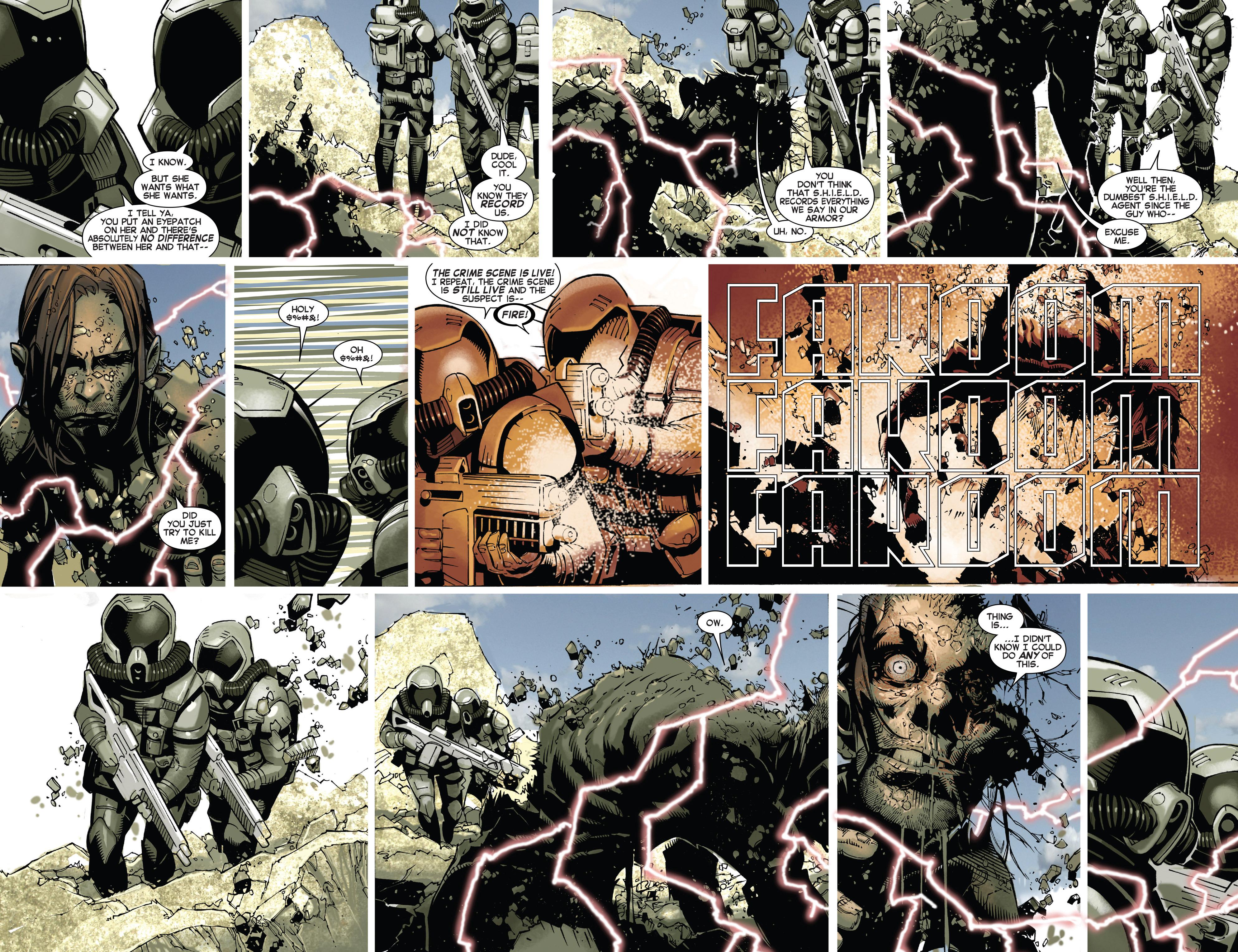 Read online Uncanny X-Men (2013) comic -  Issue #30 - 9