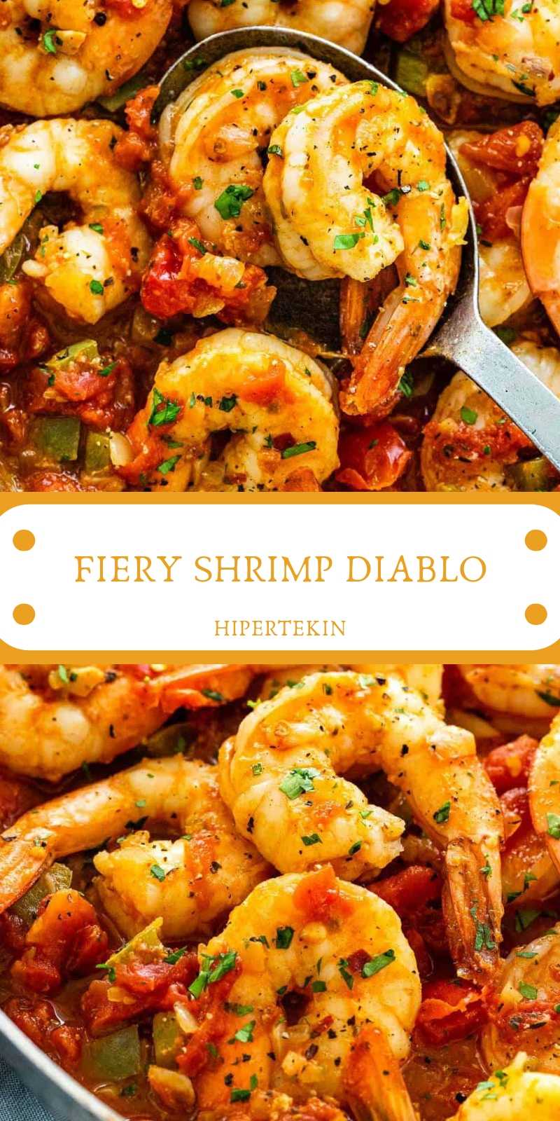 FIERY SHRIMP DIABLO