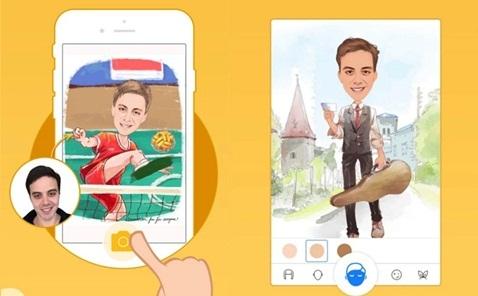 Aplikasi Edit Foto Kaprikornus Kartun di Android Paling Populer  Baca! 4 Aplikasi Edit Foto Kaprikornus Kartun di Android Paling Populer 2016