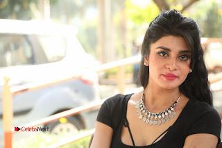 Telugu Actress Harini Stills at Dhyavudaa Movie Teaser Launch  0392.JPG