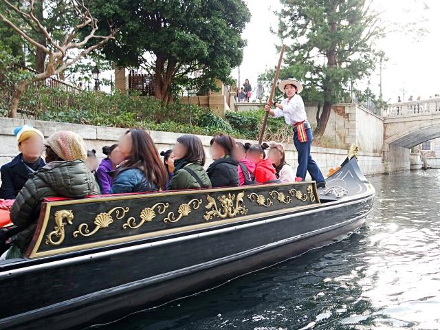Venetian Gondolas2