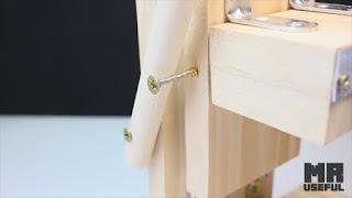 Tutorial Cara Membuat Bor Duduk Mini Sendiri
