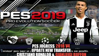 PES Jogress V4 Spesial PS3