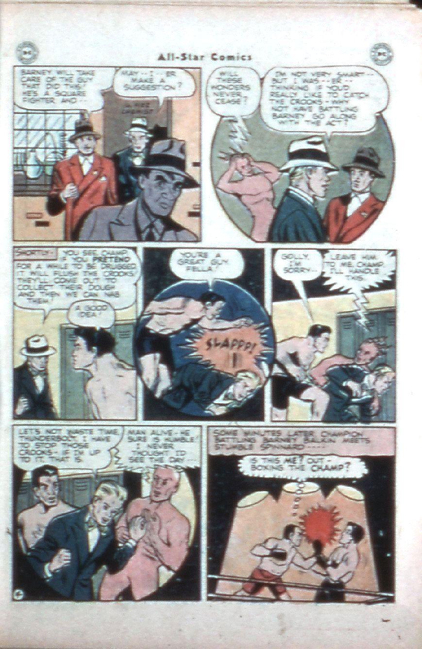 Read online All-Star Comics comic -  Issue #32 - 35