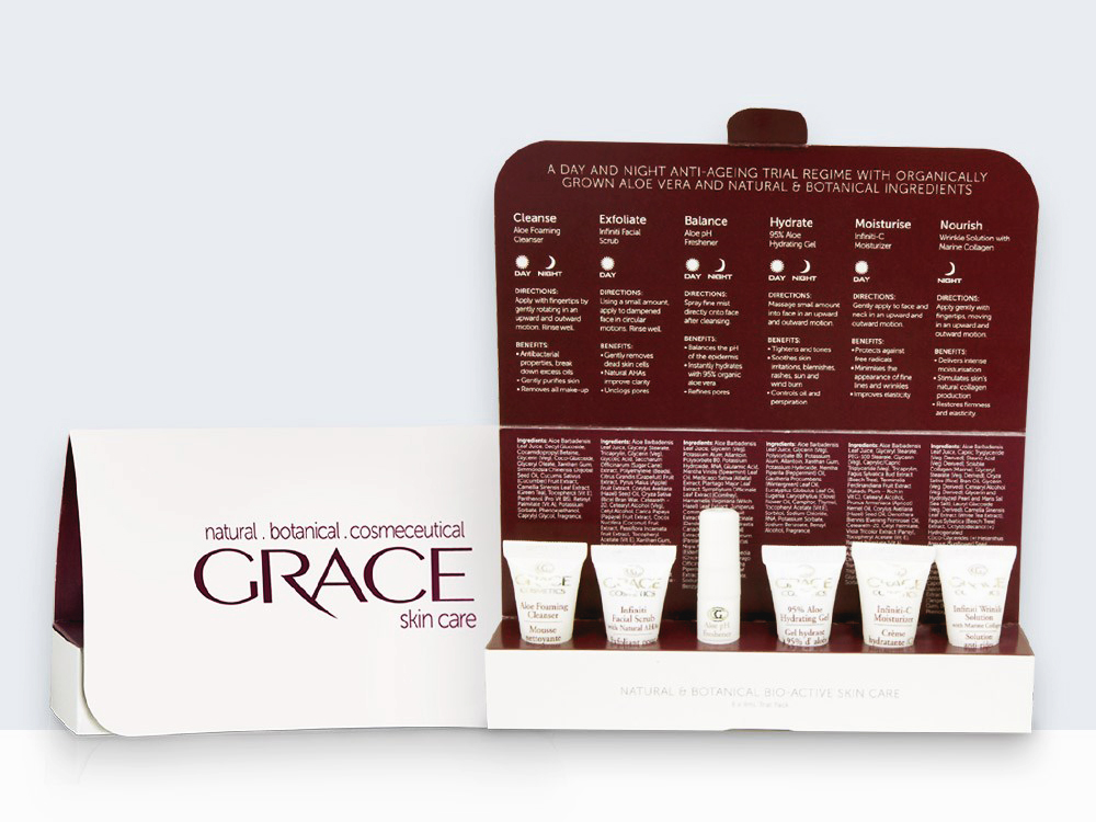 #beBeautifiedbyGrace with Grace Cosmetics | chainyan.co