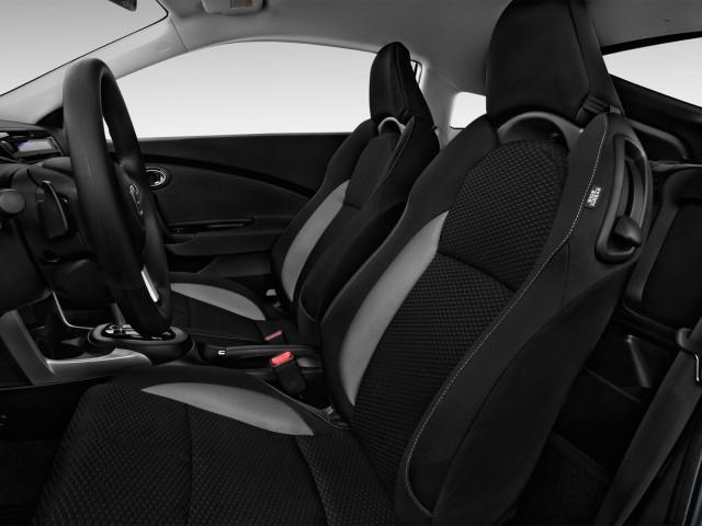 Desain Interior Honda CR Z