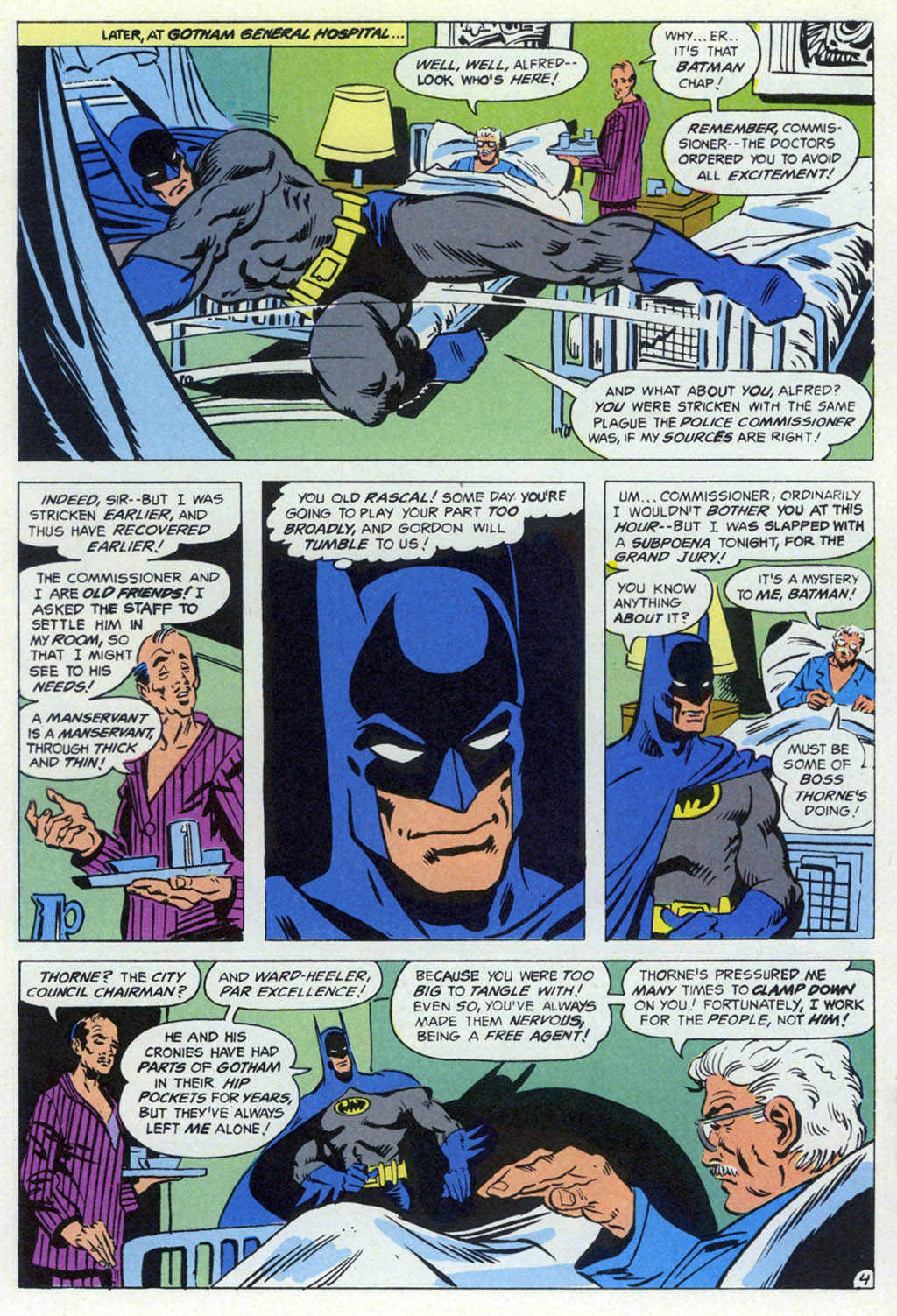 Read online Shadow of the Batman comic -  Issue #1 - 23
