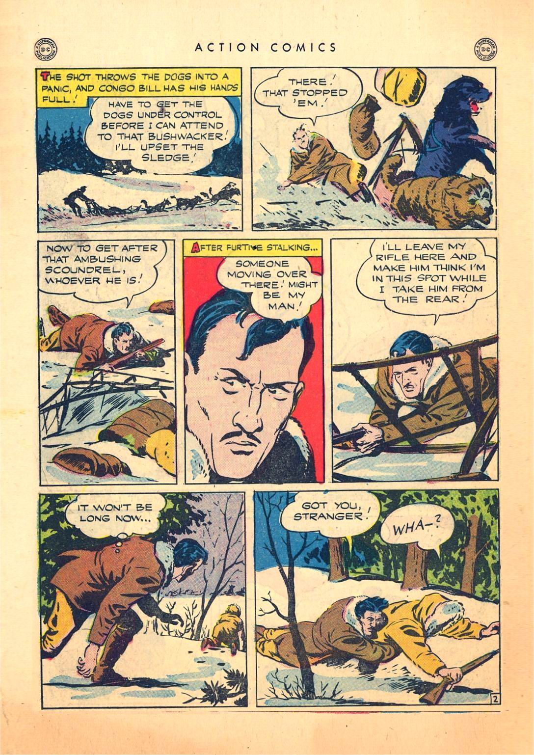 Action Comics (1938) 73 Page 32