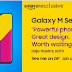 Samsung na brand new 3 m series  mobiles ni price and specification