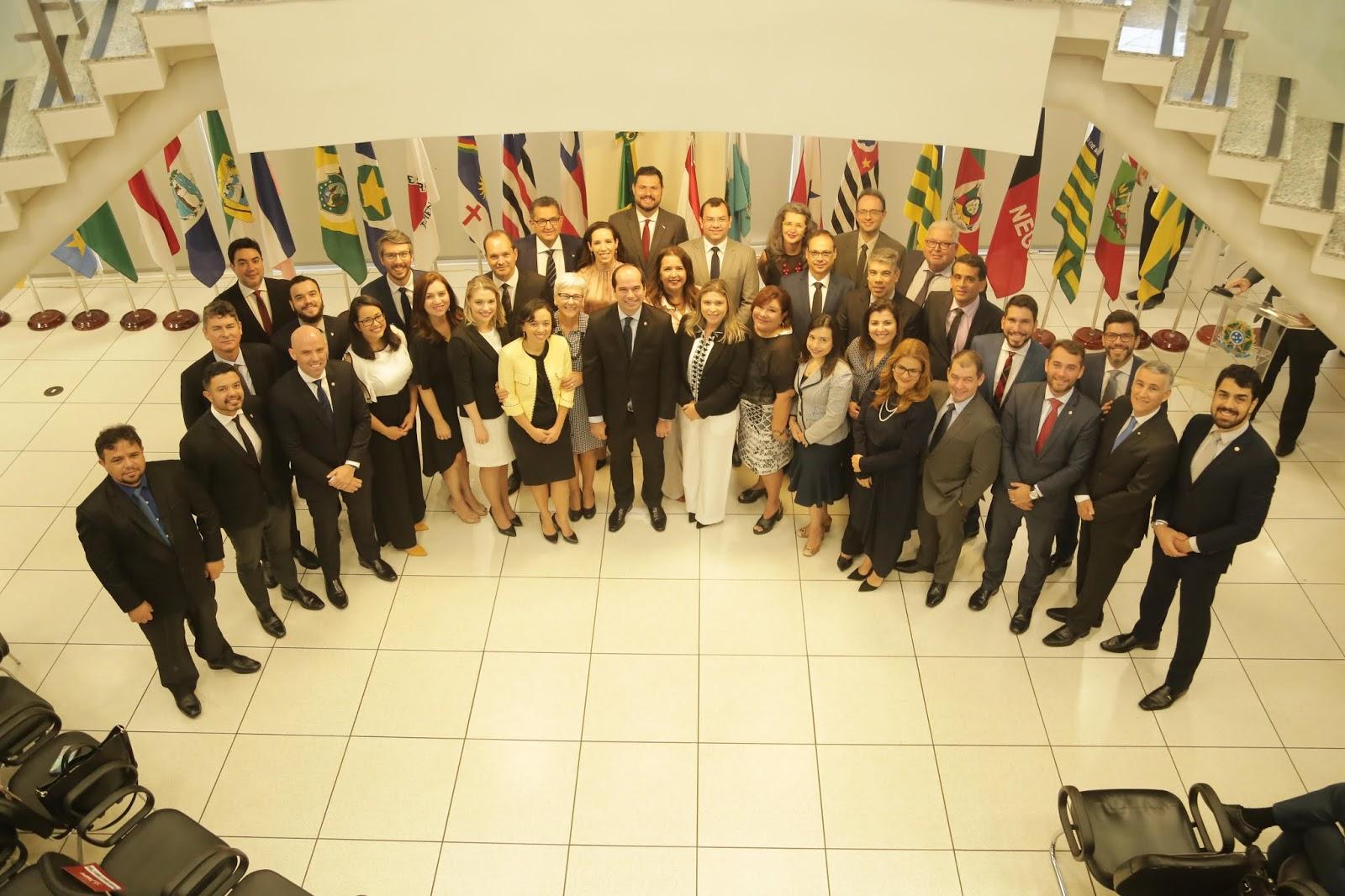 Procuradora-chefe do MPT no PA e AP é reconduzida ao cargo; posse foi nesta 3ª em Brasília